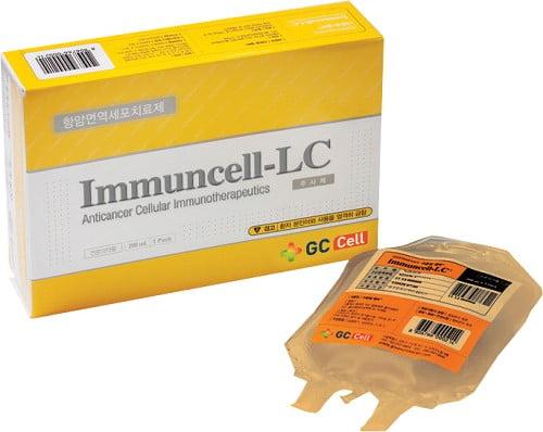 癌症免疫細胞治療技術已取得韓國藥證,圖為癌症免疫細胞產品